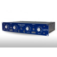 VINTAGE AUDIO M73, 1073 NEVE STYLE DUAL CHANNEL MIC PREAMP, TWO YEAR WARRANTY!