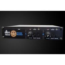 MODIFIED: DBX 760X, DUAL CHANNEL MIC PREAMP, BIG SOUND, LITTLE BOX!