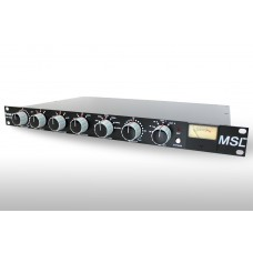 VINTAGE AUDIO MSL-MK2, STEREO VCA BUSS COMPRESSOR, MIX BUSS, GREAT GLUE!