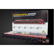 (MAIL-IN MODIFICATION SERVICE): BEHRINGER ADA8200, EIGHT CHANNEL AD/DA CONVERTER